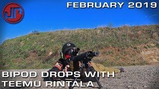 Best Bipod Drops with Teemu Rintala