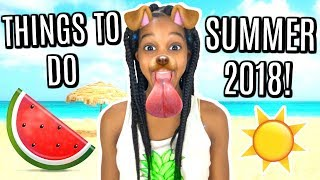 WHAT YOU NEED TO DO THIS SUMMER! - Onyx Family