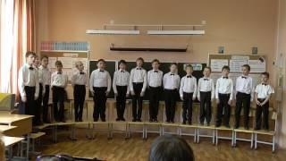 Фото АХИ им В.С.Попова 2 й класс отчётный концерт 26.05.17