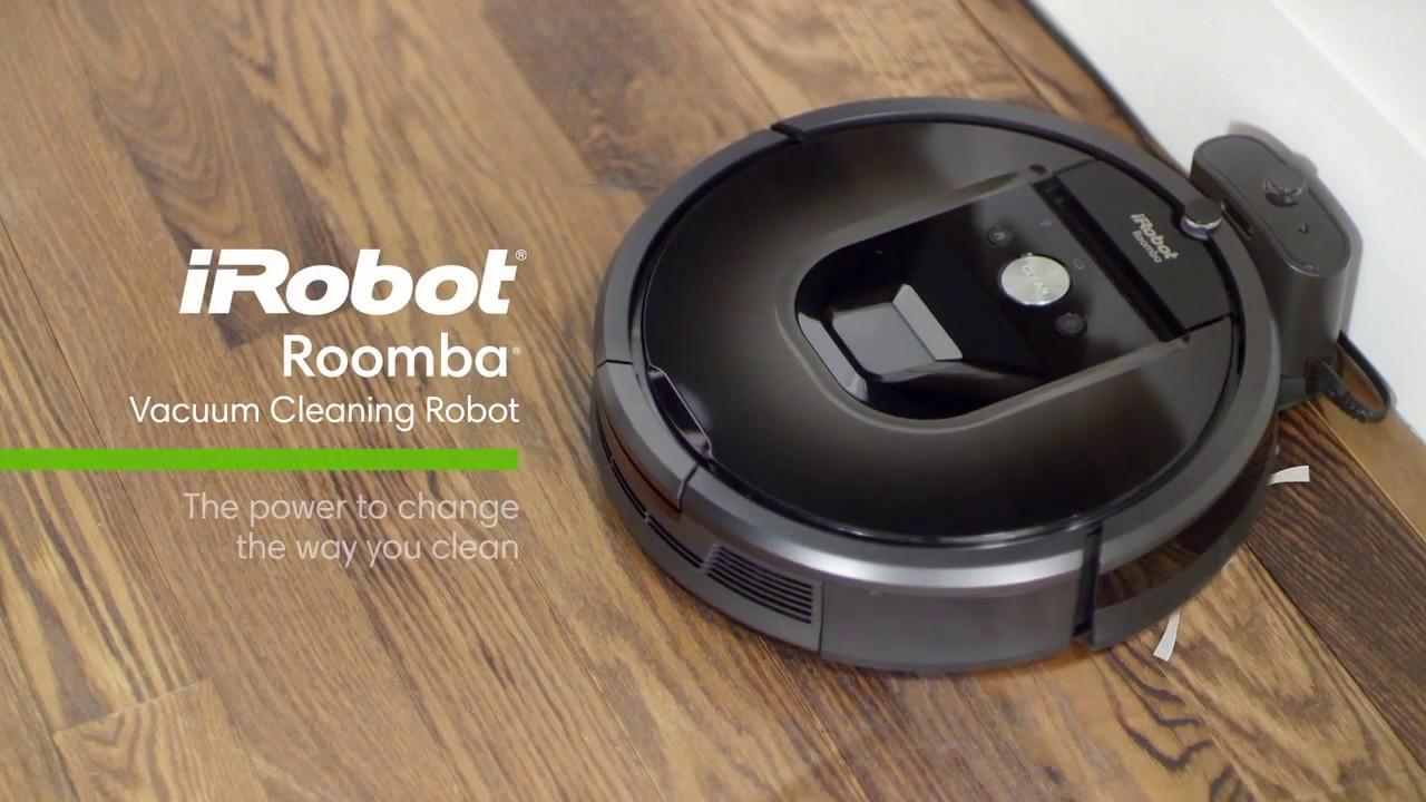 افضل مكنسة كهربائية روبوت رومبا 980 Roomba 980