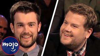 Top 10 James Corden and Jack Whitehall Moments