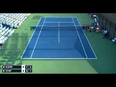 Marsel Ilhan - Martin Klizan (Winston Salem Open 2015)