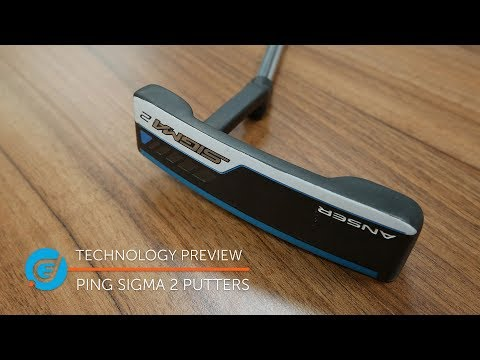 PING SIGMA 2 PUTTERS