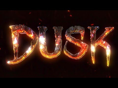DGA Plays: DUSK (Ep. 1 - Gameplay / Let's Play)