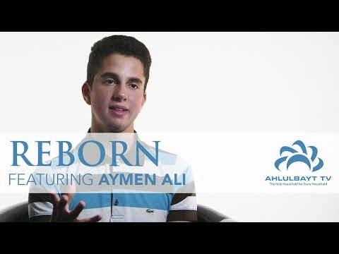Reborn - I'm Palestinian & no-one supports us like Shia