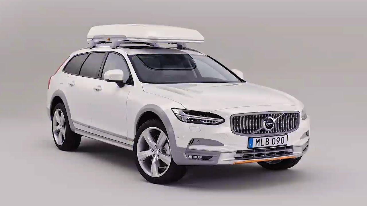 Volvo V60 Cross Country >> 2018 Volvo V90 Cross Country Volvo Ocean Race - YouTube
