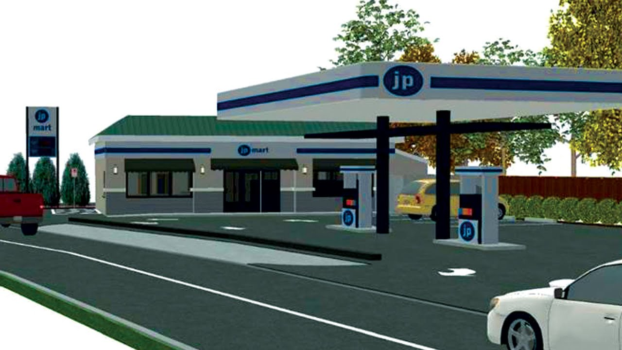 sc 1 st  YouTube & Gas Station Design - YouTube