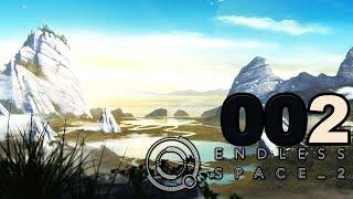 ENDLESS SPACE 2 [002] Neue Welten 🚀 Let's Play Endless Space 2 deutsch