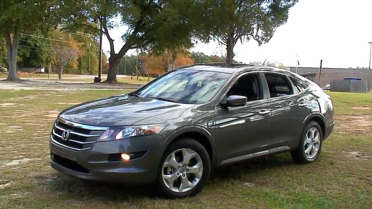 2012 Honda Crosstour 4wd Detailed Walkaround Youtube
