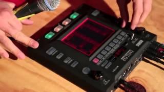 Korg Kaoss Pad KP3 Plus Dynamic Effects Sampler at Soundsliveshop.com