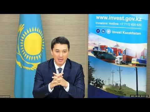THINK GLOBAL CONFERENCE 2021 - Invest in Kazakhstan