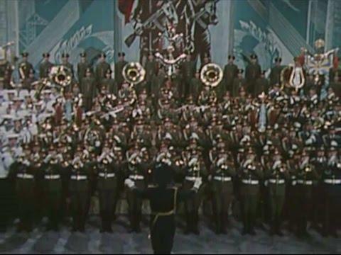 Soviet Symphony Orchestra Concert 1986