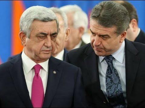Серж Саргсян испугался, что его оставят спящим на улице Мелика Адамяна