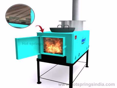 Superbe Firewood Cooking Stove