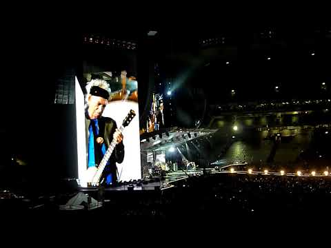 The Rolling Stones - (I Can't Get No) Satisfaction, Dublin 2018