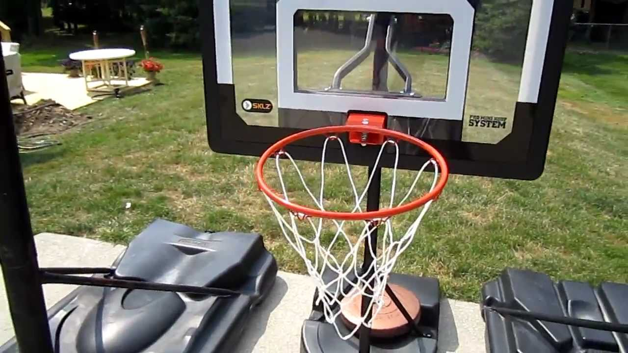 sklz pro mini hoop system instructions