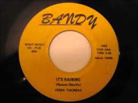 Irma Thomas It's Raining