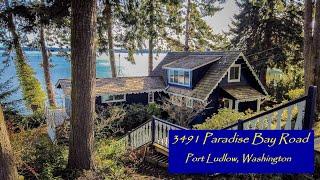 3491 Paradise Bay Road, Port Ludlow, Washington