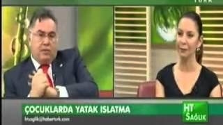 """""""Çocuklarda Yatak Islatma Sorunu"""" Prof. Dr. Serdar Tekgül, Çocuk Üroloji Uzmanı."""