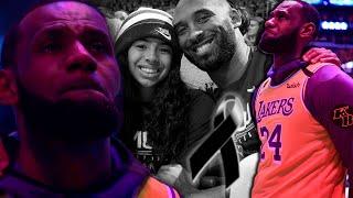 Esto Fue Lo Que Pasó En La Despedida De Kobe Bryant. NO Pudieron Contener Las Lágrimas