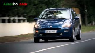 Autosital - Essai de la Fiat Punto 1.3 Multijet II 85 ch Easy