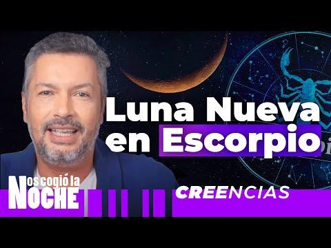 Luna nueva de Escorpio - Canal Origen
