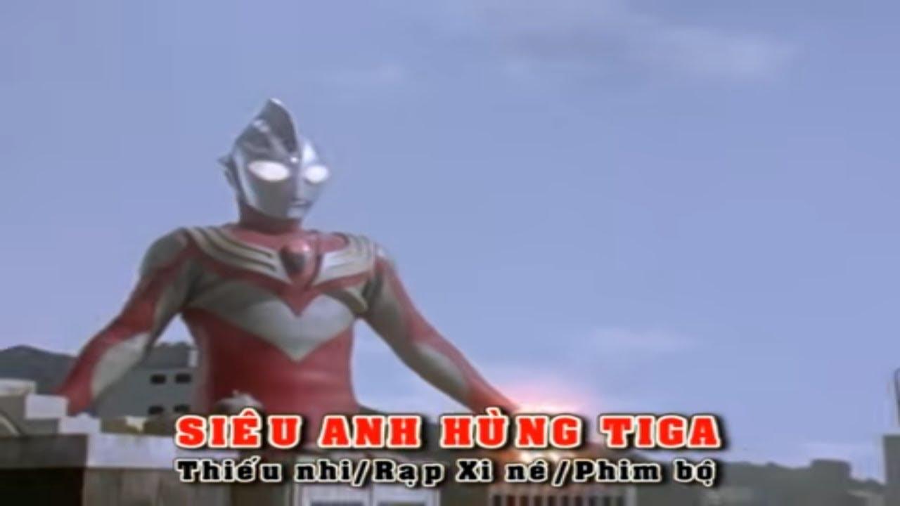 SIÊU ANH HÙNG TIGA TRAILER | ULTRAMAN TIGA | Phim hoạt hình siêu nhân | Phim hoạt hình cho bé