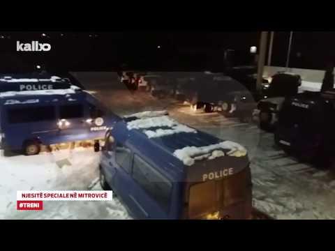 Njesitë Speciale në Mitrovicë