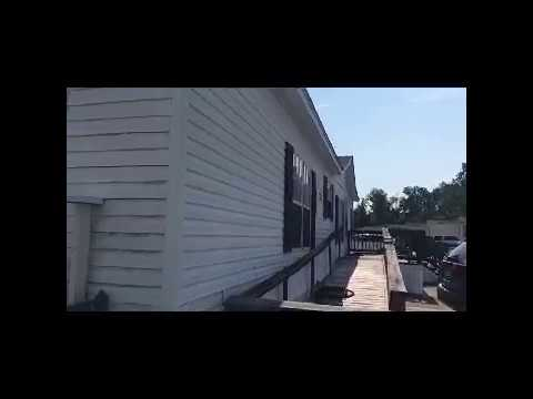 We Buy Houses Charleston - Walkthrough of a 3BD 2BA DWMH in Summerville
