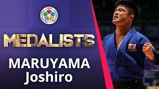 MARUYAMA Joshiro Gold medal World Judo Championships Tokyo 2019