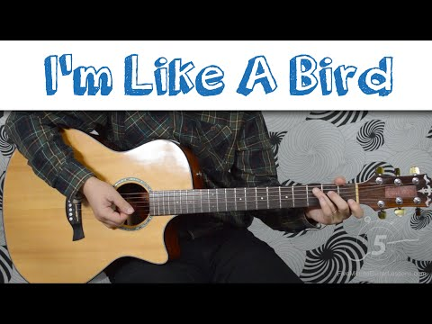 "How To Play ""I'm Like A Bird"" by Nelly Furtado"