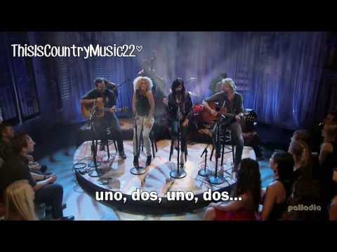 Little Big Town - Born This Way [Traducido al Español]