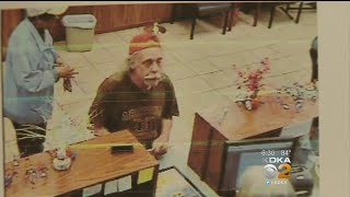 Woman, 88, Fights Back Against Man Trying To Steal Her Money