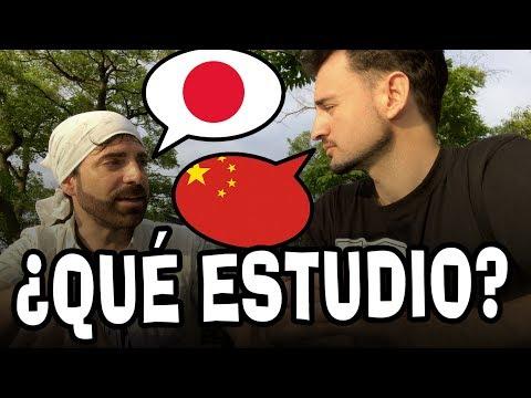 ¿CHINO O JAPONÉS? 學中文還是日文?(HACKING TAIWAN) Ft. Kira Sensei