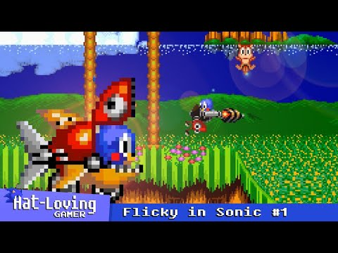 If Flickies Were Playable In Sonic 2!