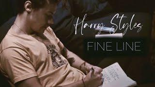 Harry Styles aesthetic - FINE LINE