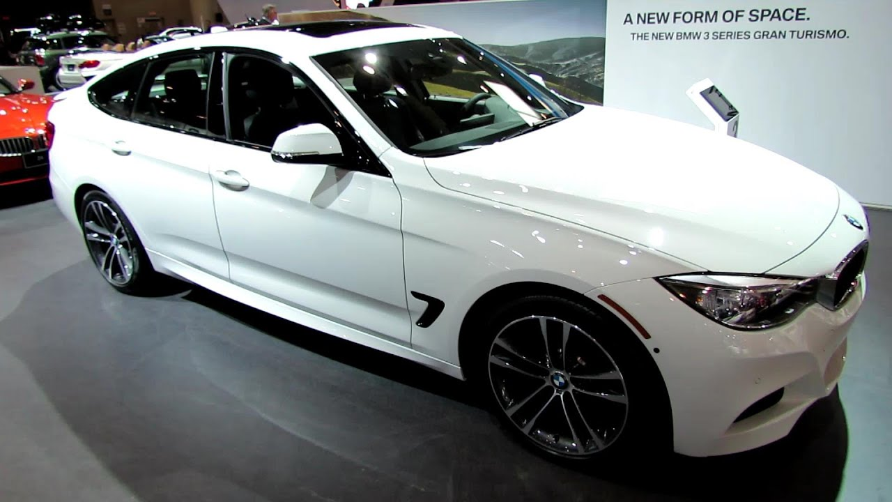 2014 Bmw 335i Xdrive Gt Gran Turismo Exterior And