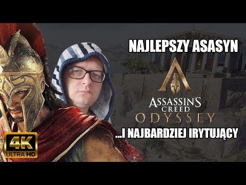 (4K) Assassin's Creed Odyssey - Recenzja thumbnail
