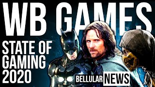 New Lord of the Rings & Batman Games + MORE: What Are WB Games Doing?! | State of Games 2020