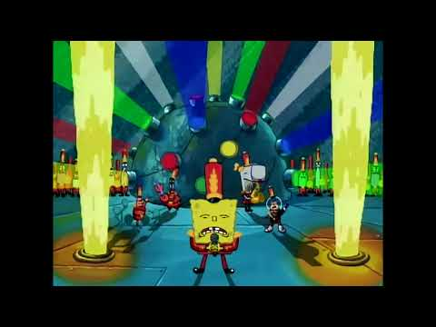SpongeBob Music: Sweet Victory 1