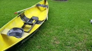St Lawrence skiff.  Prototype 1
