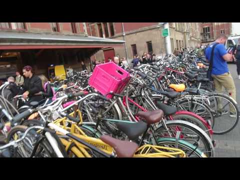 Amsterdam Central | Cycle Parking Zone