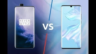 تحدي مابين OnePlus 7 Pro ضد Huawei P30 Pro: من الأفضل؟