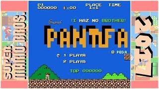 Super Pantufa | Hack of Super Mario Bros. (NES)