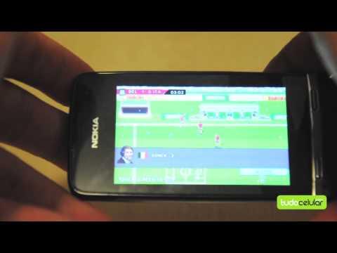 Prova em vídeo: Nokia Asha 311 | Tudocelular.com