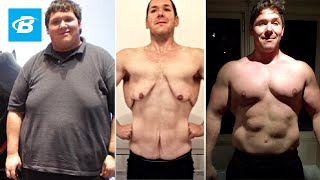 A Car Crash Motivated A 400-Pound Man To Transform His Body | Jordan Grahm's Transformation Story