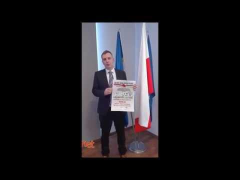 Pan PATRYK DEMSKI Burmistrz Pelplina