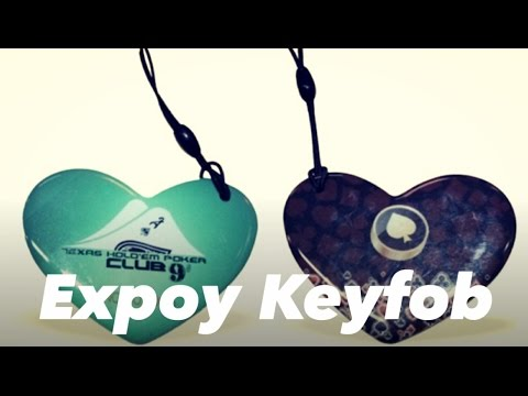 RFID Epoxy Keyfob Supplier, Custom Pproximity Key Tag and Personalised Mifare Key Fob