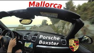 Most Beautiful Roads? Porsche at Majorca | POV