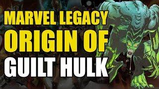 Origin of Bruce Banner's Guilt Hulk (Marvel Legacy)